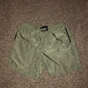Other - Green shorts